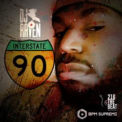 I-90 Mix 25