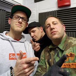 Suspect Packages Radio Show ft. Uncle Mic Nitro & Specifik live (Kane FM) 16/01/17