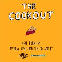 The Cookout 155: Neil Frances