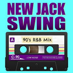 New Jack Swing  90'S RnB Mix   By DiMo  03.2016