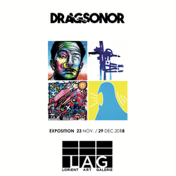 NaJ Podcast - Live @ LAG Dragsonor Art Exhibition (Lorient - Brittany FR)