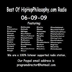 Best Of HipHopPhilosophy.com Radio - 06-09-09