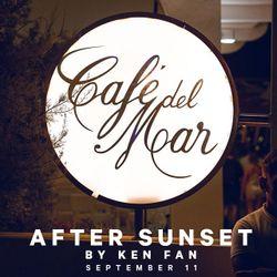 Café del Mar Ibiza After Sunset by Ken Fan (11.9)