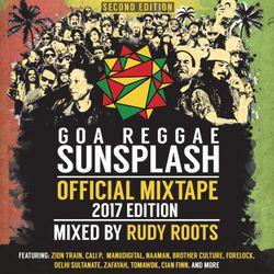 Goa Sunsplash 2017 - Official Mixtape