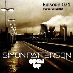 Simon Patterson - Open Up - 071