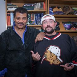 The Geekiverse, with Kevin Smith