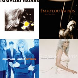 Emmylou Harris - Where Will I Be 1995-2003 (2020 Compile)
