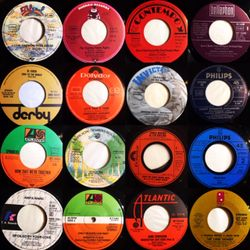 Toni Rese Dj: 16xFlipSide 45's At the Disco Time - The B Side Pt.3 - Only 7""