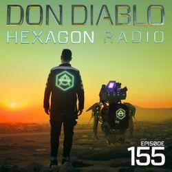 Don Diablo : Hexagon Radio Episode 155