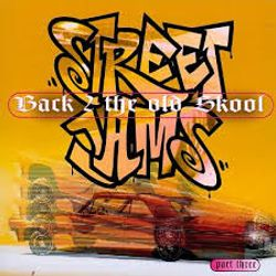 Street Jams  -Back To The OldSchool mixed by DiMo