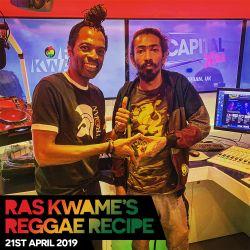 Reggae Recipe - 21/04/18 (Reggae / Dancehall / Bass / Bashment / Afrobeats)