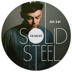 Solid Steel Radio Show 11/12/2015 Hour 1 - Jon 1st