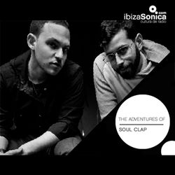 THE ADVENTURES OF SOUL CLAP  - 18 DIC 2014
