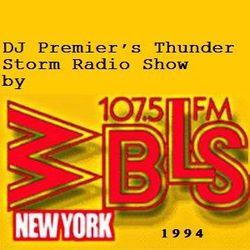 WBLS Thunder Storm Radio Show (03/04/1994)