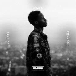XLR8R Podcast 536: DJ Taye