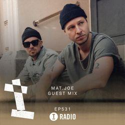 Toolroom Radio EP531 - Mat.Joe Guest Mix