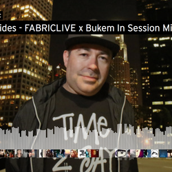 A Sides Fabric Mix For Bukem In Session - Oct 2013