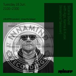 Kursk (Innamind Recordings) - Guest Mix for Sicaria Sound On Rinse FM.
