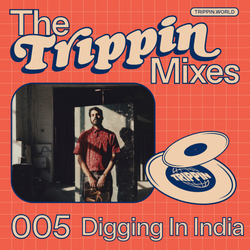 The Trippin Mixes - 005 Digging In India