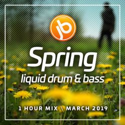 Johnny B Spring Liquid Mix - March 2019