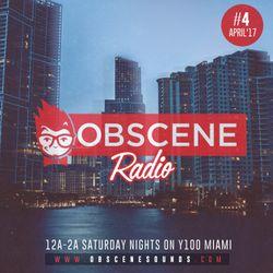Obscene Radio #4 (April 2017)