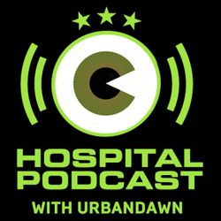 Hospital Podcast 371 with Urbandawn