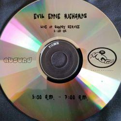 Evil Eddie Richards - Live @ Sunday Service, L.A. (5-28-06)