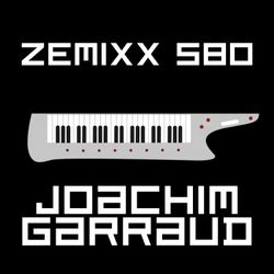 ZEMIXX 580, LIGHTS OFF MUSIC ON
