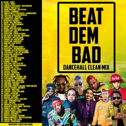 DJ ROY BEAT DEM BAD CLEAN DANCEHALL MIX 2019 #HARDCORE