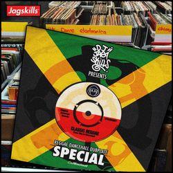 JAGUAR SKILLS X 1XTRA - REGGAE DANCEHALL MIDDAY MIX DUBPLATE SPECIAL