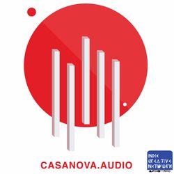 The Casanova.Audio Podcast - Episode 19 - Interview w/ Jon Riera & Zac Facts