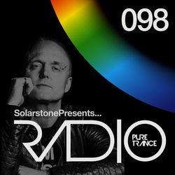 Solarstone presents Pure Trance Radio Episode 098