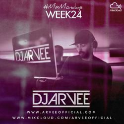 #MixMondays 16/6/14 (WEEK24) *80'S CLASSICS* @DJARVEE