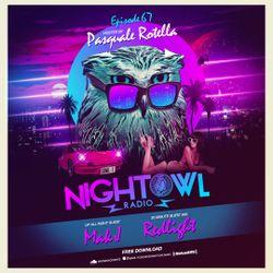 Night Owl Radio 067 ft. MAKJ and Redlight
