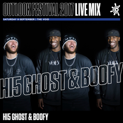 Hi5 Ghost & Boofy - Outlook Live Series 2017