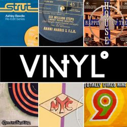 VI4YL047: Mixtape - Gittin' Funky! A vinyl only spin through hip-hop, funk, disco, grooves & more!