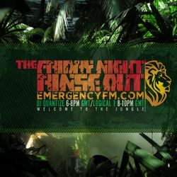 #162 Emergency FM - Jungle Show - Apr 28th 2017