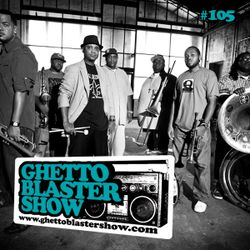 GHETTOBLASTERSHOW #105 (sept. 15/12)