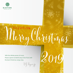 Best of Christmas 2019【POP,EDM】 Mixed By DjKyon.jp