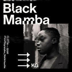Black Mamba x KG @ StuBru   May 16th 2020