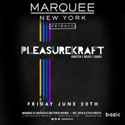 Pleasurekraft - #MarqueeMinimix