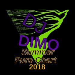 Dj Dimo  -Summer Pure Chart 2018