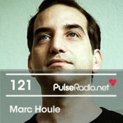 Marc Houle - Synth Pop Mix #2 @ Pulse Radio.121 - 2013-04