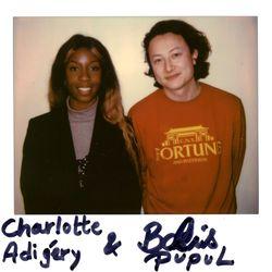 BIS Radio Show #1028 with Charlotte Adigéry and Bolis Pupul