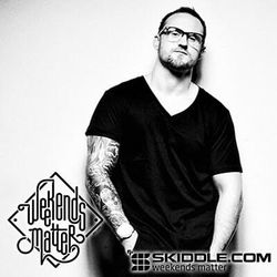 Skiddle Mix 093 - Low Steppa (Simma Black)