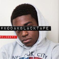 #KodakBlackTape