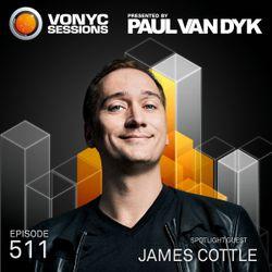 Paul van Dyk's VONYC Sessions 511 – James Cottle