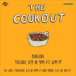 The Cookout 176: Borgore