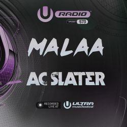 UMF Radio 573 - AC Slater