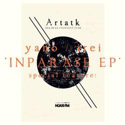 NOUS FM Podcast - Artatk - 4th August 2016